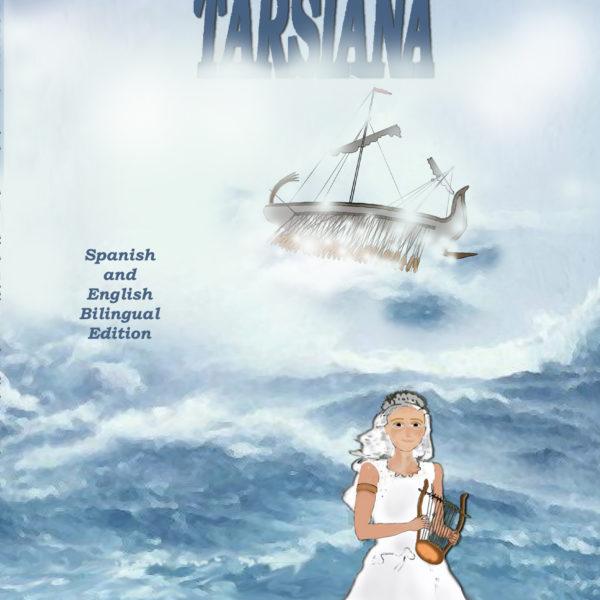 Tarsiana book front cover