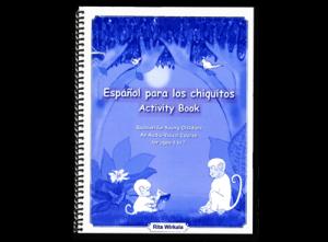 Español para los chiquitos, Activity Book