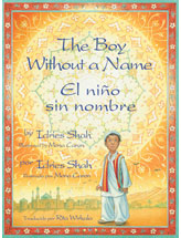 El niño sin nombre (The Boy Without A Name) – Book and Audio CD