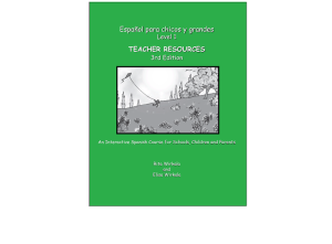 Teacher resources  3rd edition