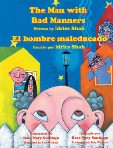 El hombre maleducado (The Man with Bad Manners) – Book and Audio CD