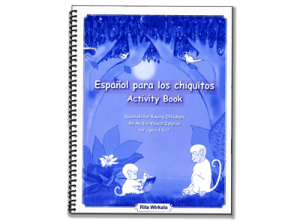 Español para los chiquitos, Activity Book
