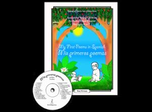 Español para los chiquitos: Mis primeros poemas and audio CD