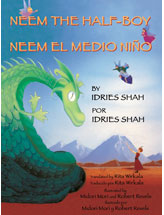 Neem el medio niño (Neem the Half Boy) – Book and Audio CD
