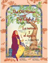La Señora y el Aguila (The Old Woman and the Eagle) – Book and Audio CD