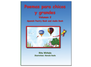 Poemas para chicos y grandes, Level 2 (free audio download)
