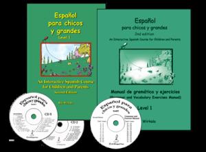 Espanol Para Chicos y Grandes Level 1 Audio CDs