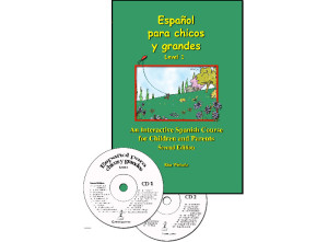 Español para chicos y grandes, Level 1, 2nd edition