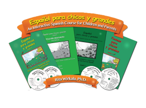 Español Para Chicos y Grandes (Level 1)